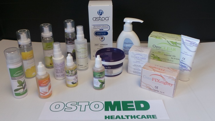More Ostomy Products