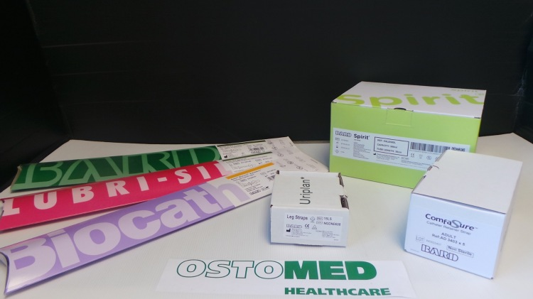 Various Urology Products
