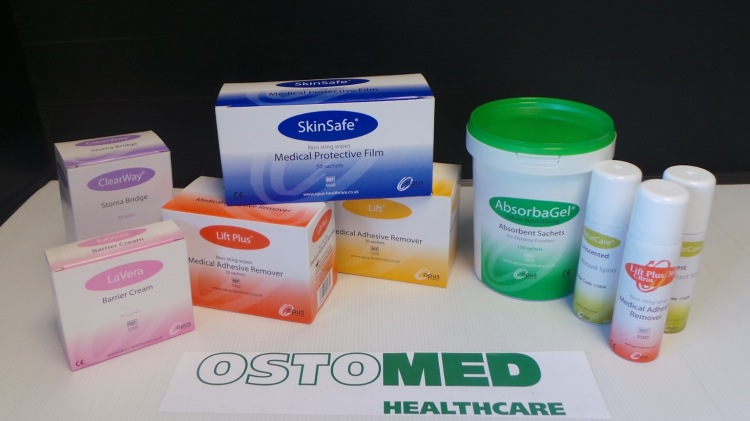 Opus Ostomy Products